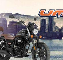 UM NEU  Renegade Sport 125 E5