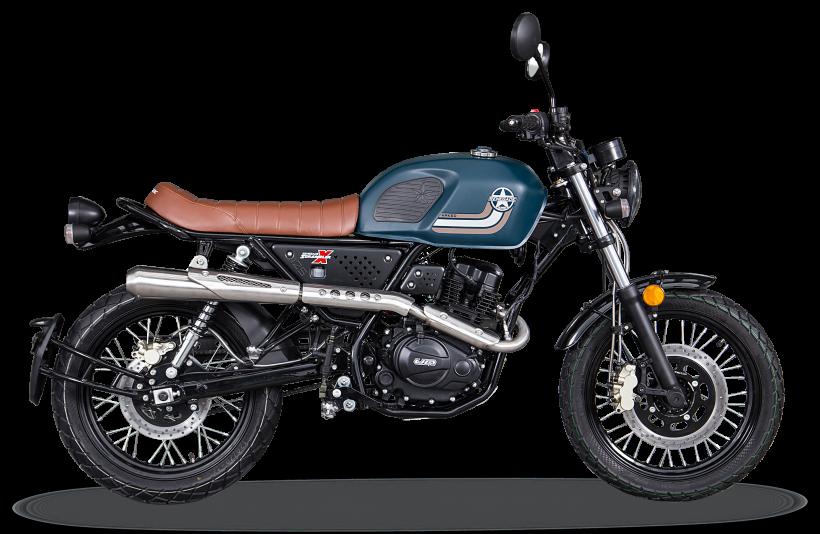 Scrambler X Naked - UM Motorcycles